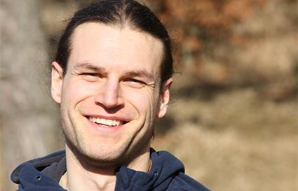 Gesicht von Michael Thormann