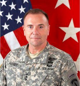 US Army Generalleutnant Ben Hodges, ehemaliger Oberkammandierender der US-Landstreitkräfte Europa